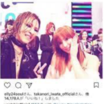 YOSHIKIのインスタの美人履歴。浜崎あゆみ, hyde,彼女(画像)